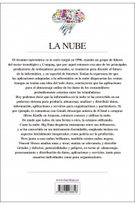 La nube. Big Data es un mundo turbulento.
